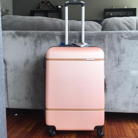 Samsonite Bags Clearwater Ltd Blush Light Pink 24 Poshmark